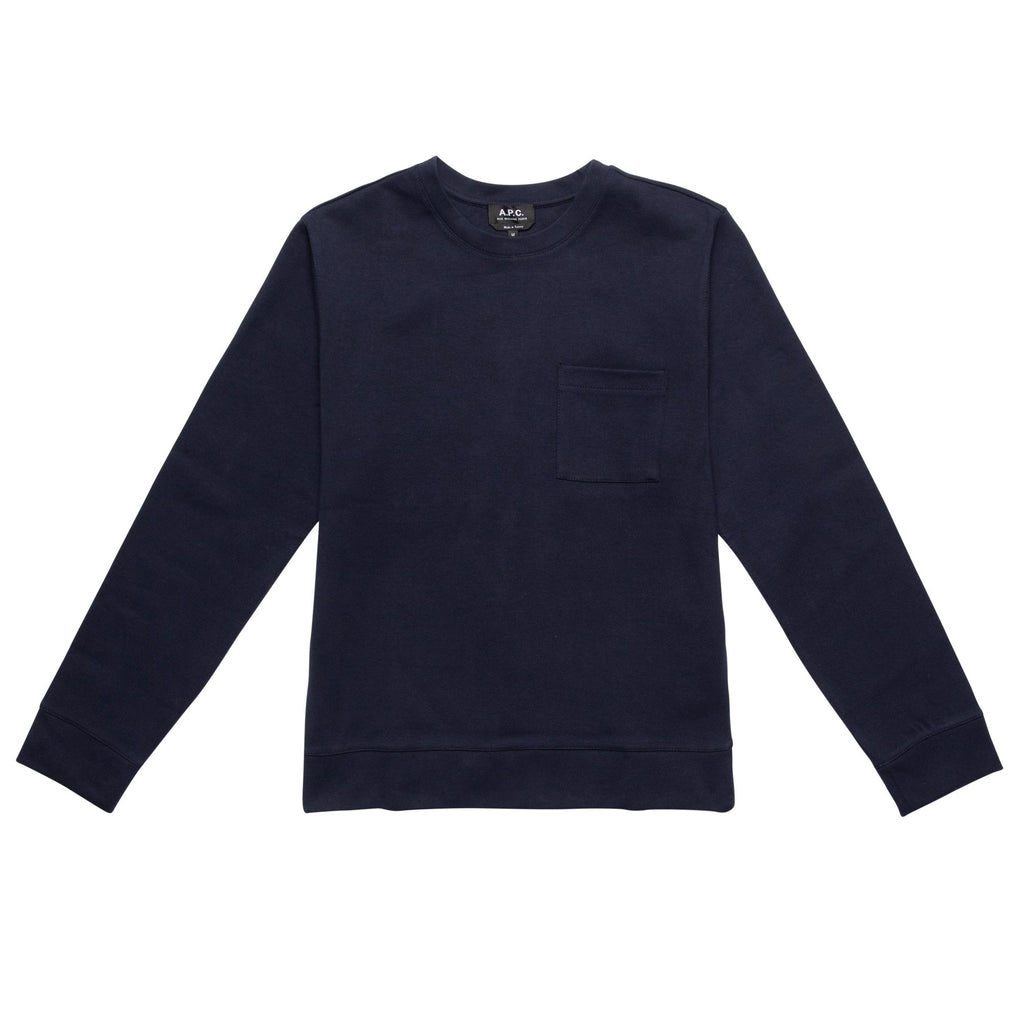 Navy Sweat Yogi Sweatshirt