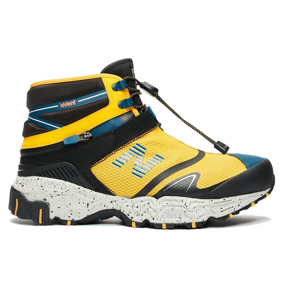 Yellow TDS Niobium Sneakers