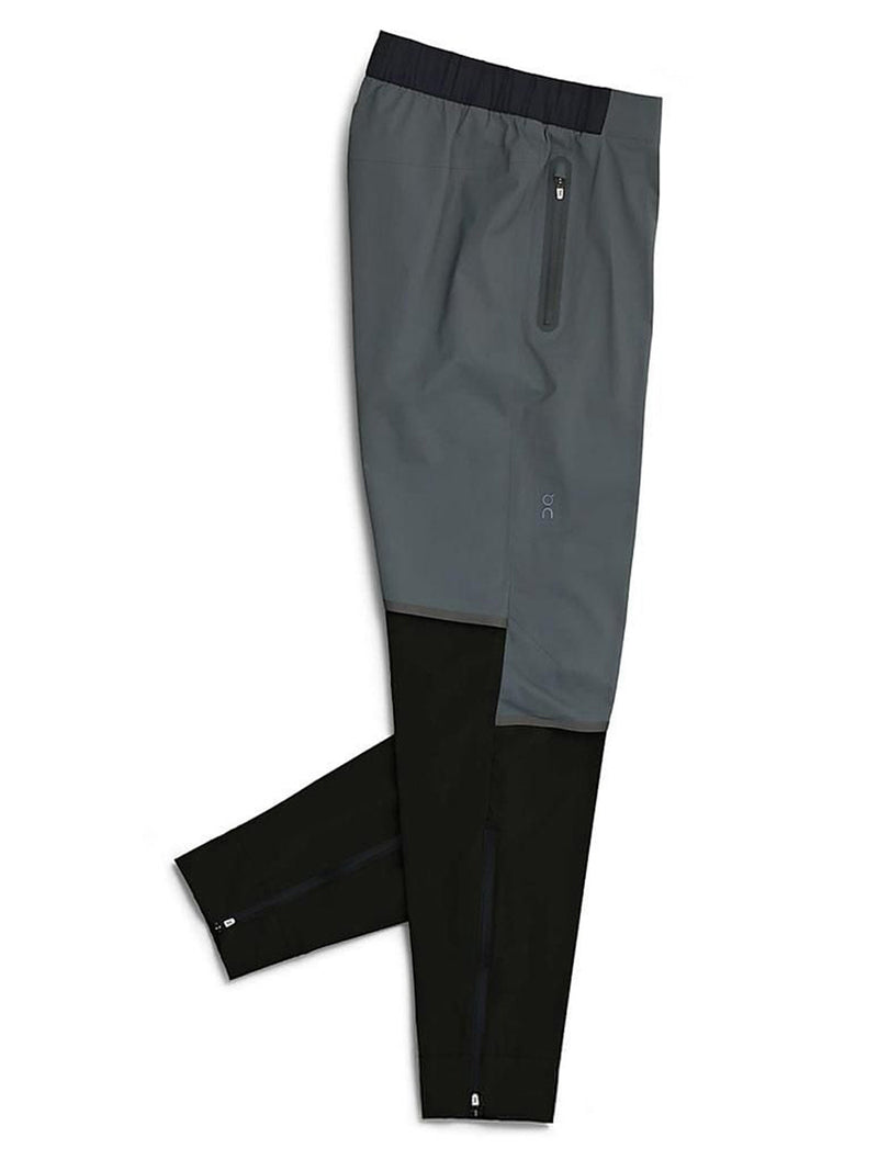 Grey & Black Waterproof Pants
