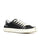 Black Canvas Tabi Sneakers thumbnail 1
