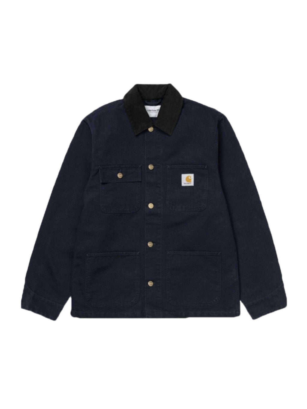 Navy Michigan Coat Jacket