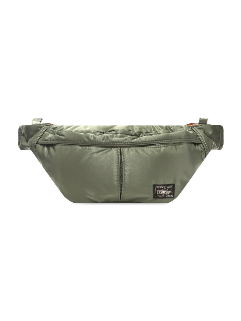Green or Black Tanker Waist Bag (S) Bag