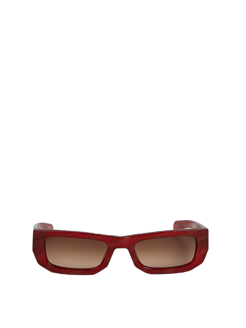 Red & Brown Bricktop Sunglasses