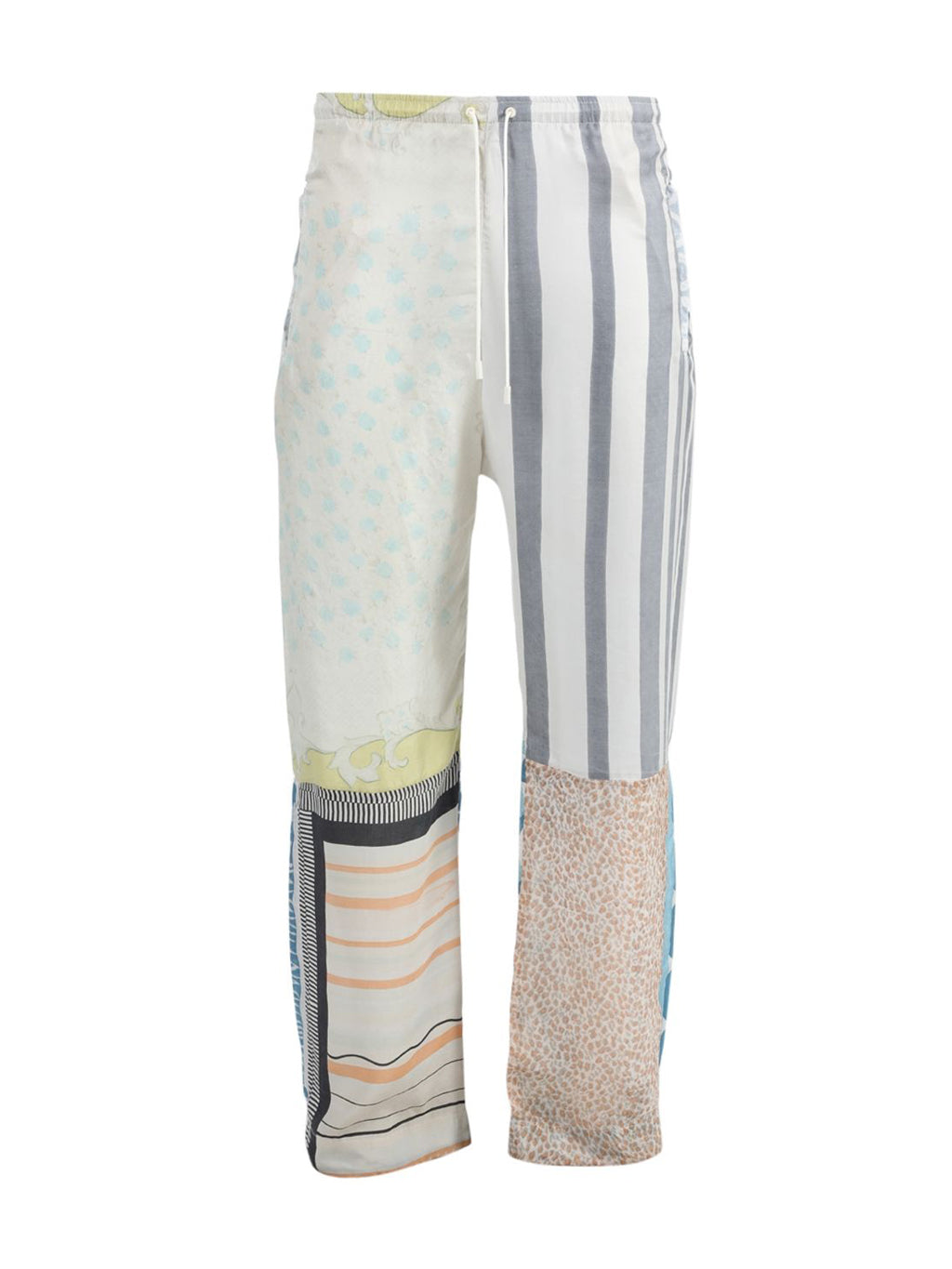Multi Patchwork Lounge Pants