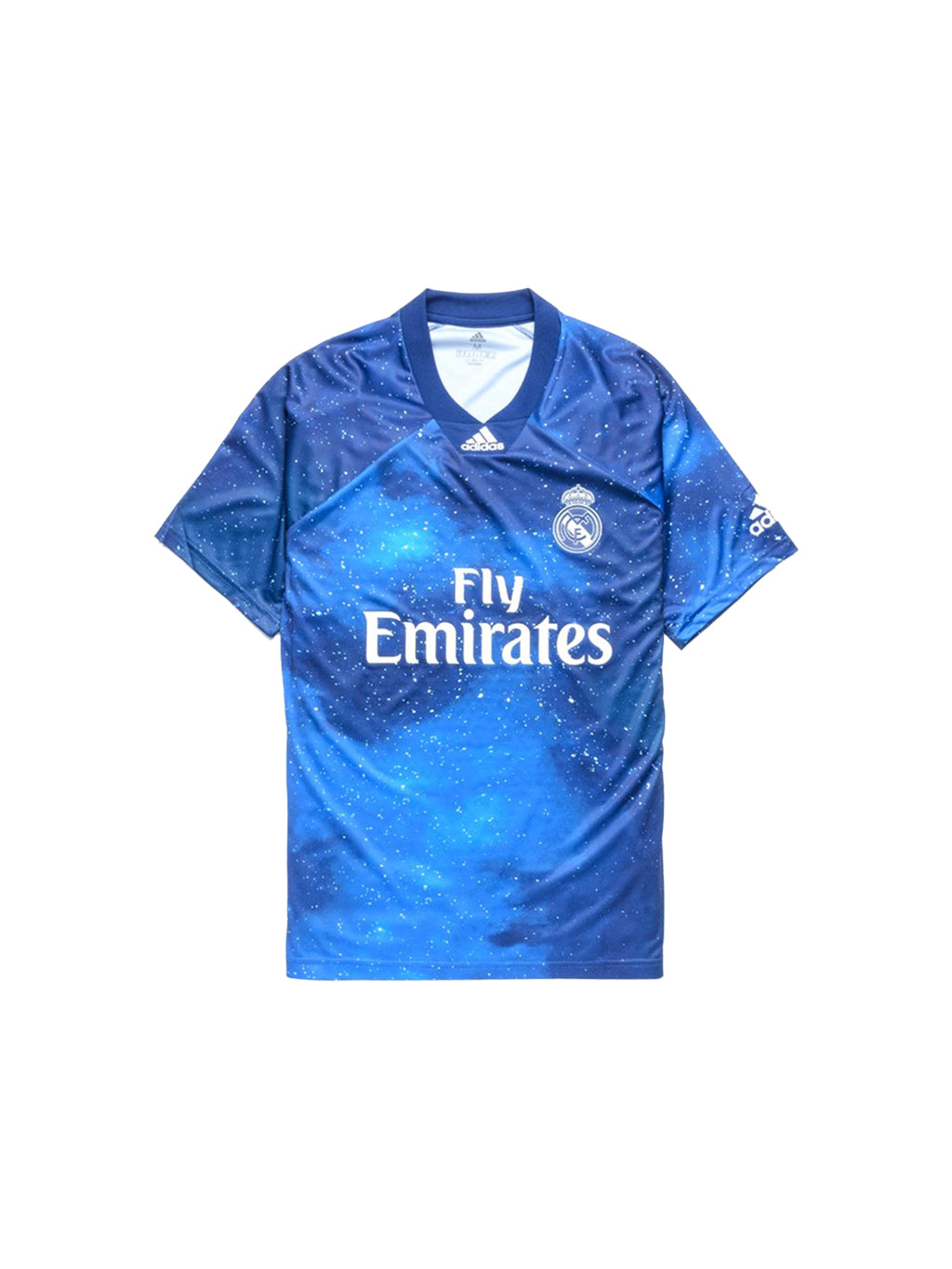 Blue Adidas x EA Sports Real Madrid Jersey
