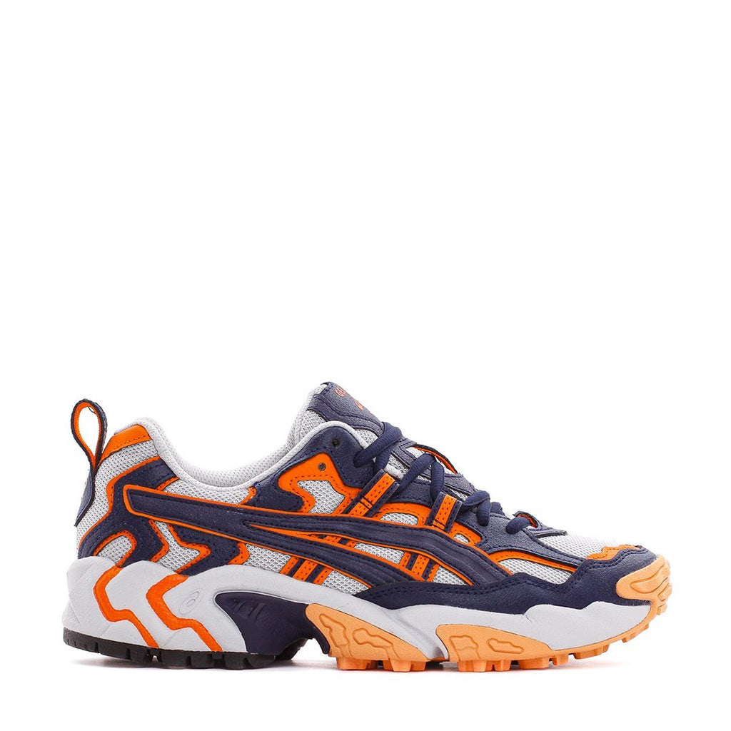 Grey & Navy Asics Gel-Nandi Sneakers