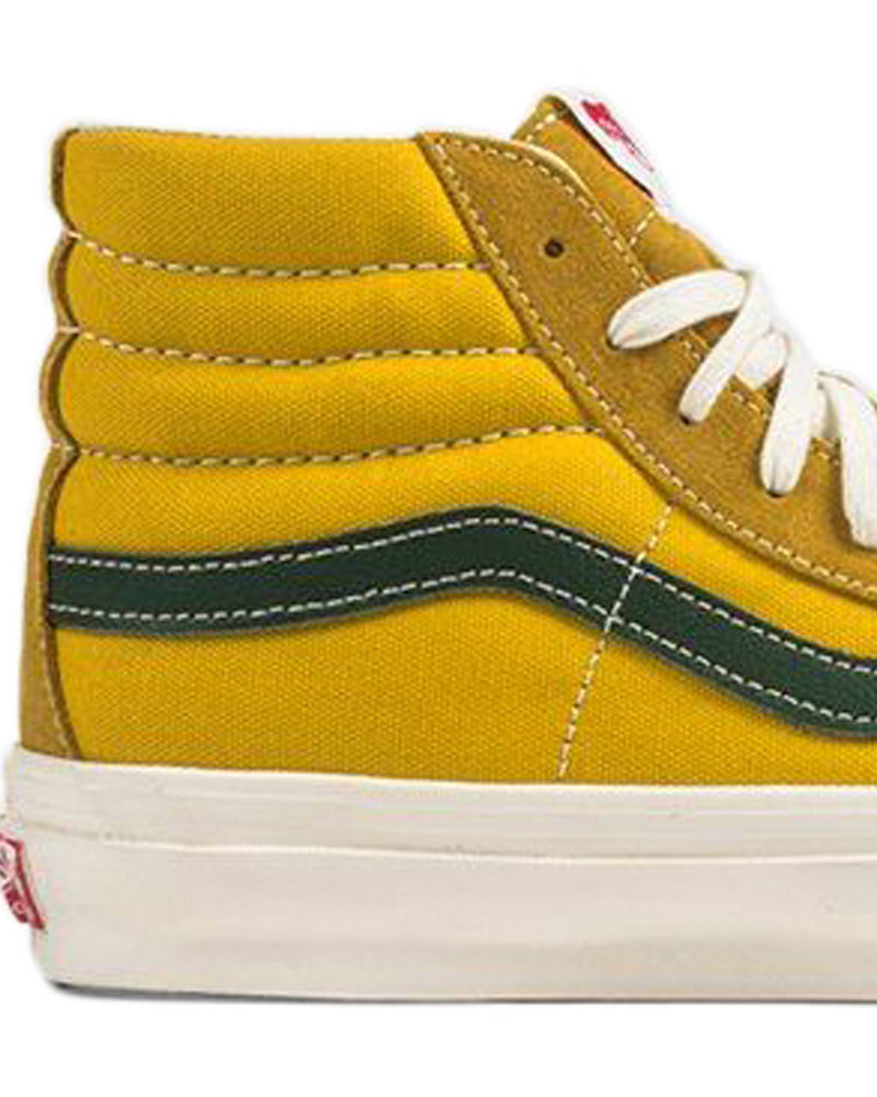 Yellow OG Sk8-Hi LX Shoes