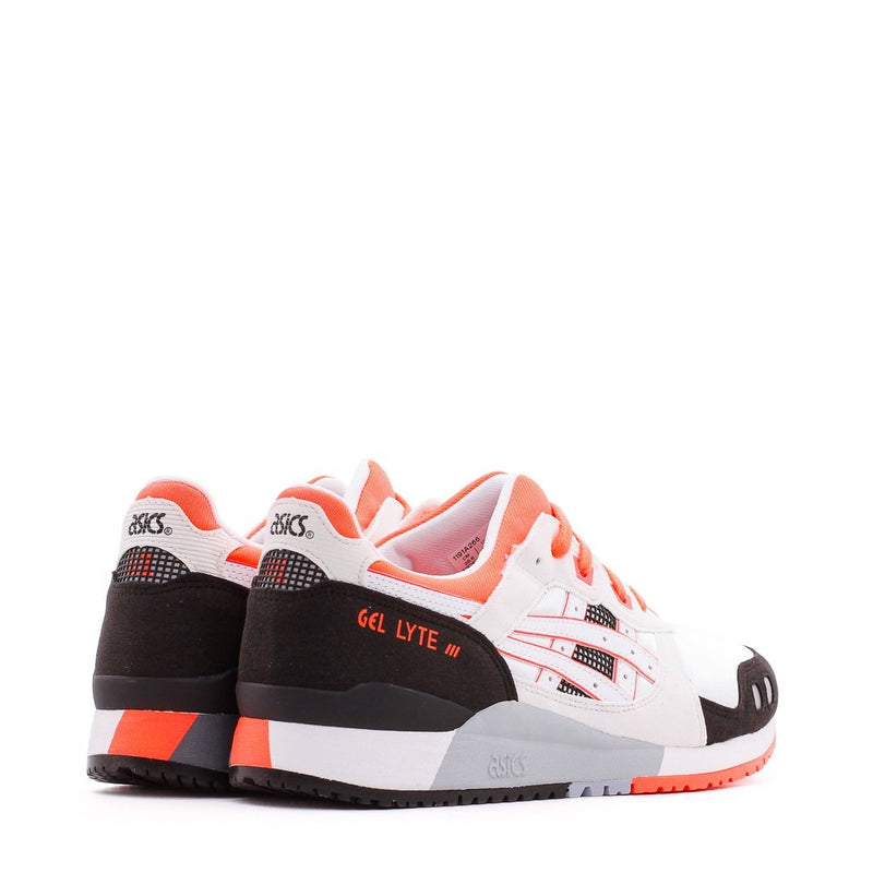 White & Pink Tiger Gel-Lyte III OG Sneakers
