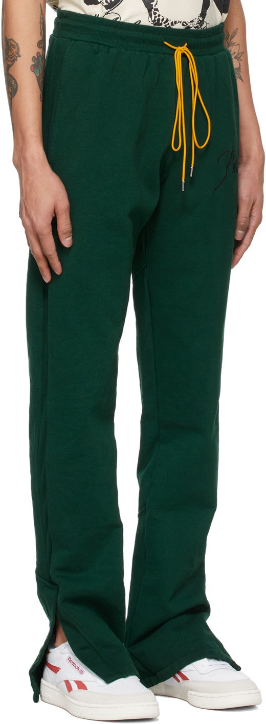 Green San Pietro Lounge Pants