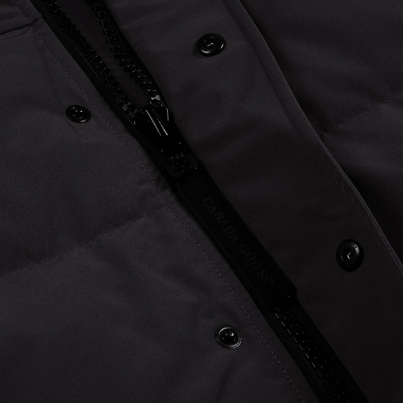 Navy Wyndham Black Label Parka