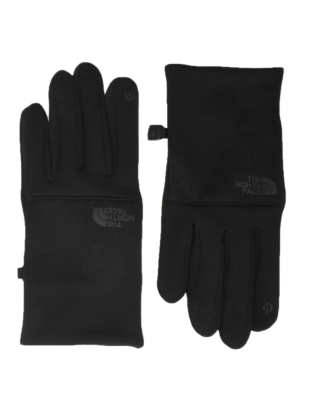 Black M Etip Recycled Gloves