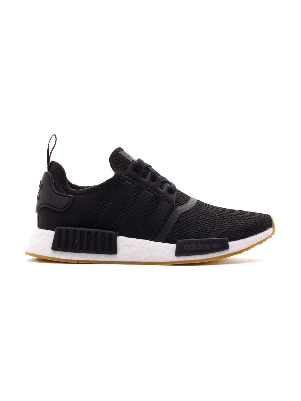 Black & White NMD R1 Boost Sneakers