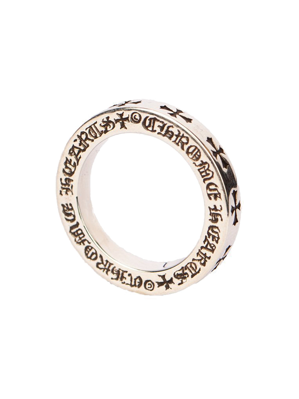 Silver FU Spacer Ring