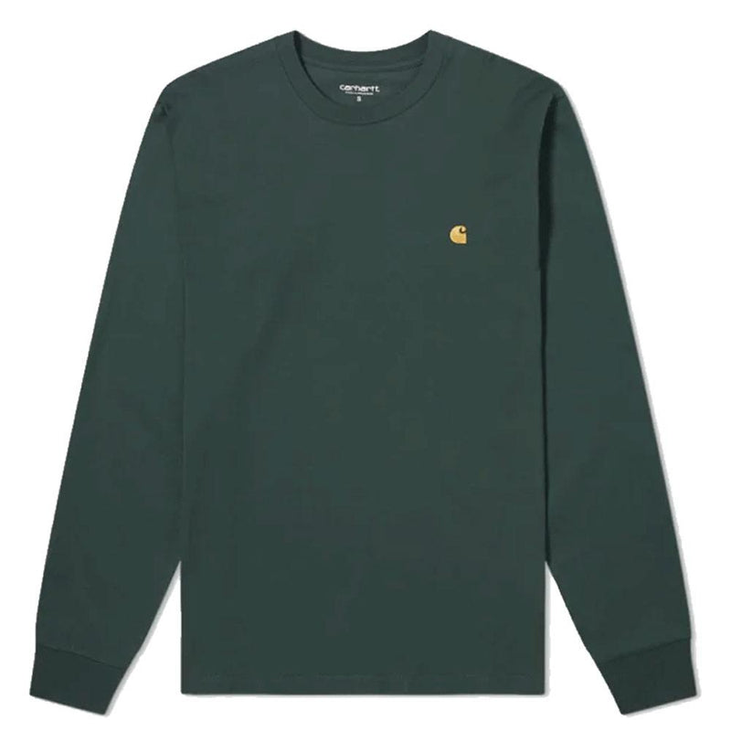 Treehouse & Gold Long Sleeves Chase T-Shirt
