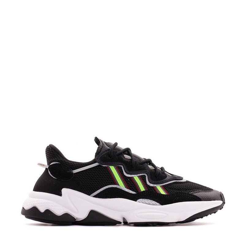 Black & Green Ozweego Shoes