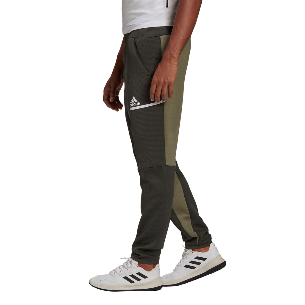 Grey & Green ZNE AERORDY Pants