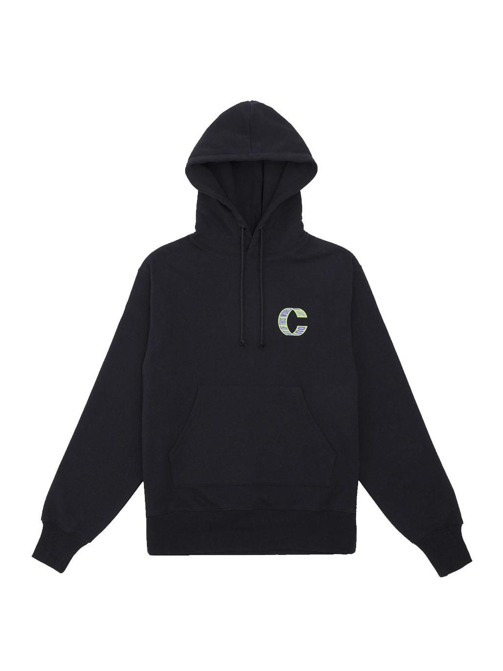 Black Out Of This World Loop Hoodie