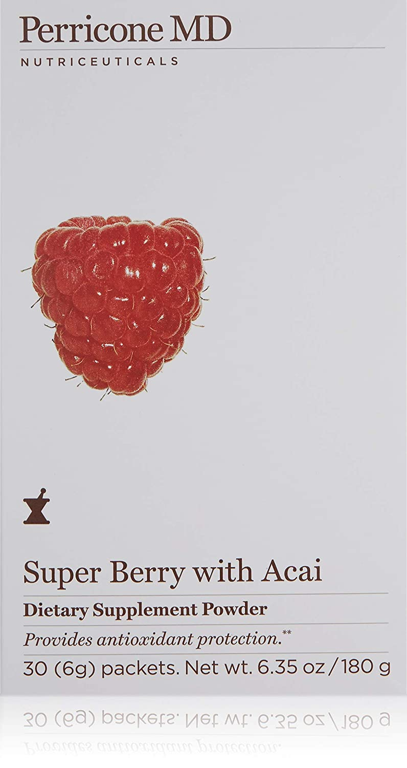 Perricone MD Super Berry With Acai Supplement Powder