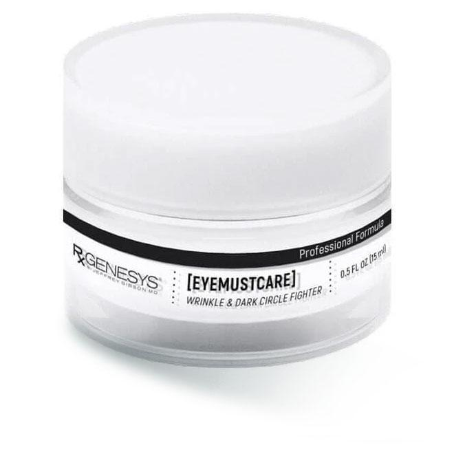 RxGenesys EyeMustCare Instant lift + Anti-aging Eye Cream