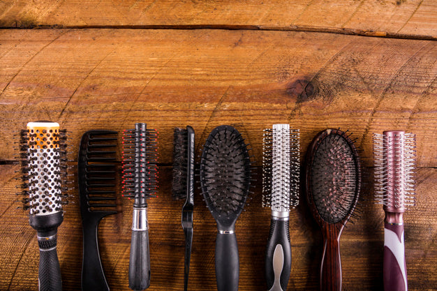 Don't go cheap with your hairbrush!