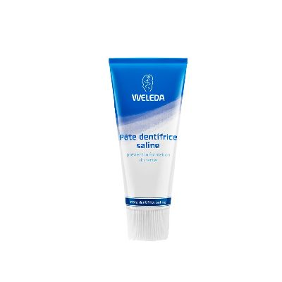 Dentifrice Saline  75ml Weleda.