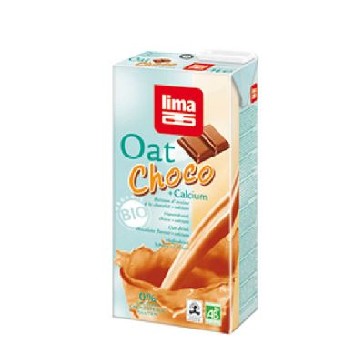 Oat Avoine Drink Choco Calcium Lt Lima