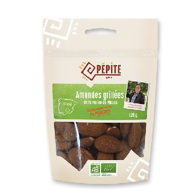 Amandes Grillees 125 G Direct Product