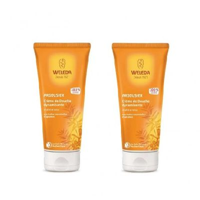 Duo Creme Douche Argousier 2X200Ml Weleda