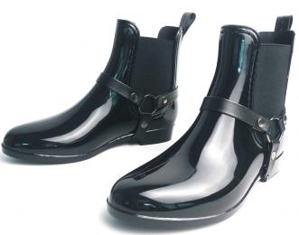 SHOWCRAFT SHIMMER PVC RIDING BOOTS