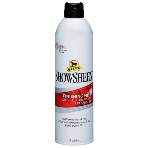 SHOWSHEEN FINISHING SPRAY