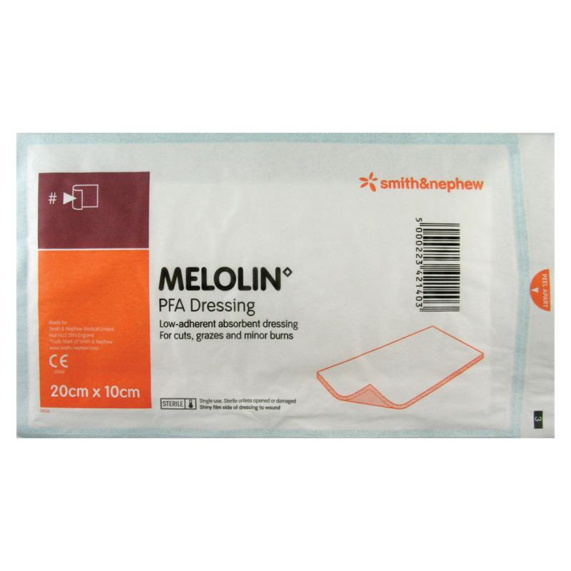 MELOLIN DRESSING 20x10