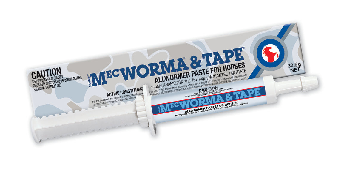 MEC WORMER and TAPE