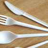 Compostable Fork, Knife and Spoon Value Pack (50 Pieces each - 150 total)