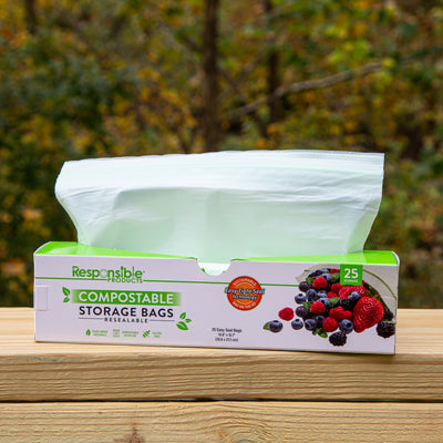 Earth Guardian Deluxe All-In-One Home Compostable Bundle Pack