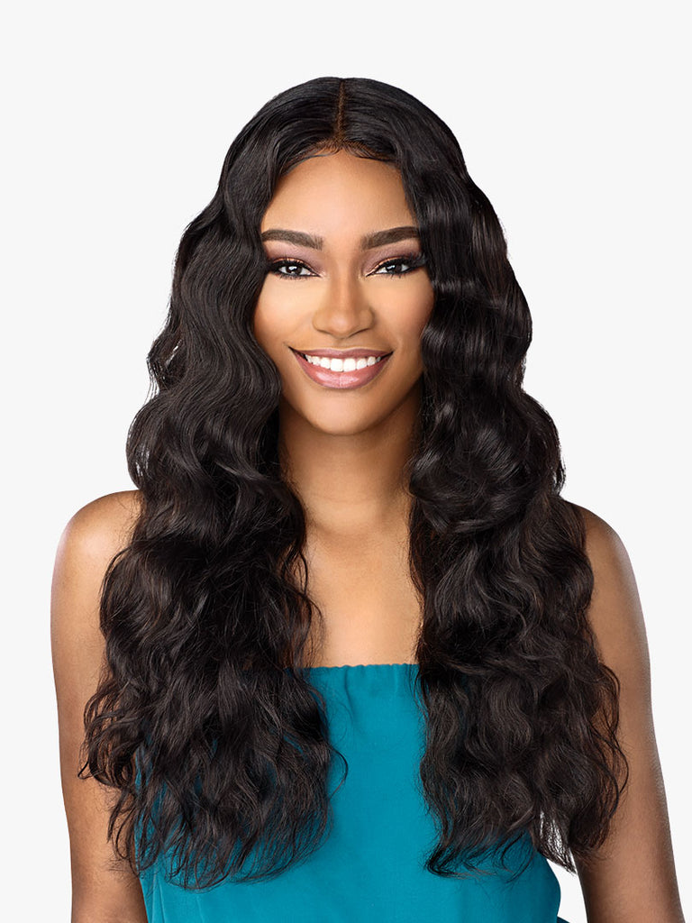HQ 10A 360 LACE WIG BODY WAVE 26""