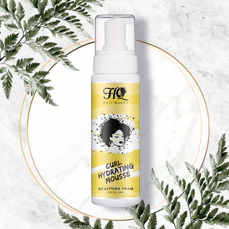 HQ CURL HYDRATING MOUSSE