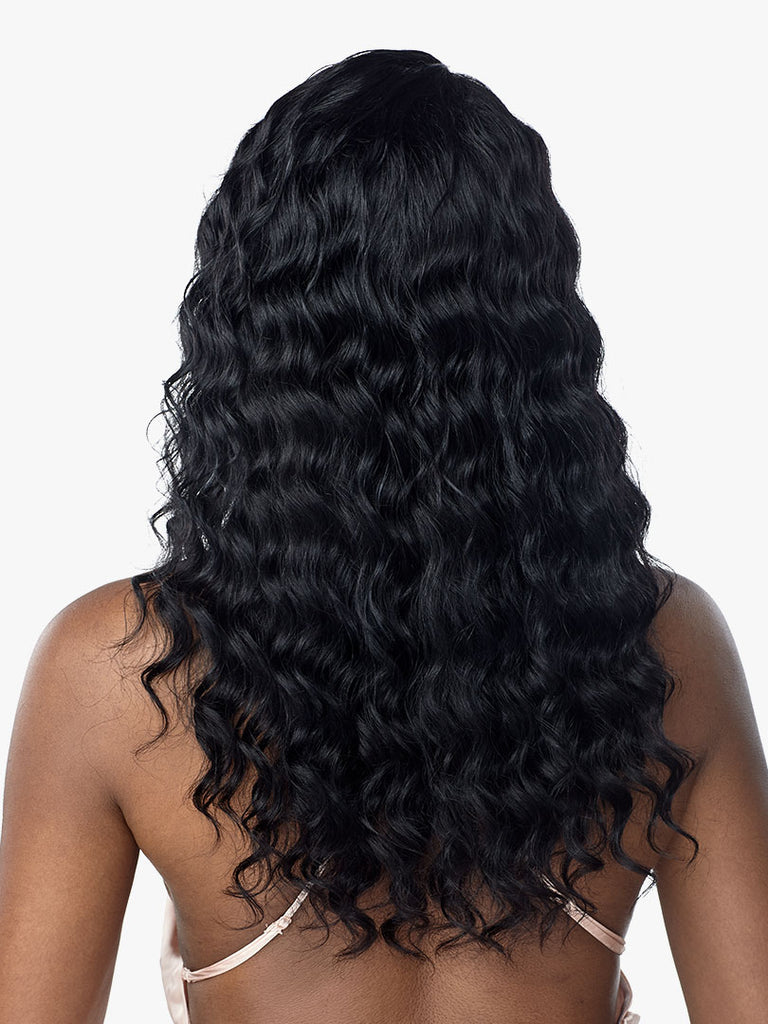 HQ 10A 360 LACE WIG DEEP WAVE 20""