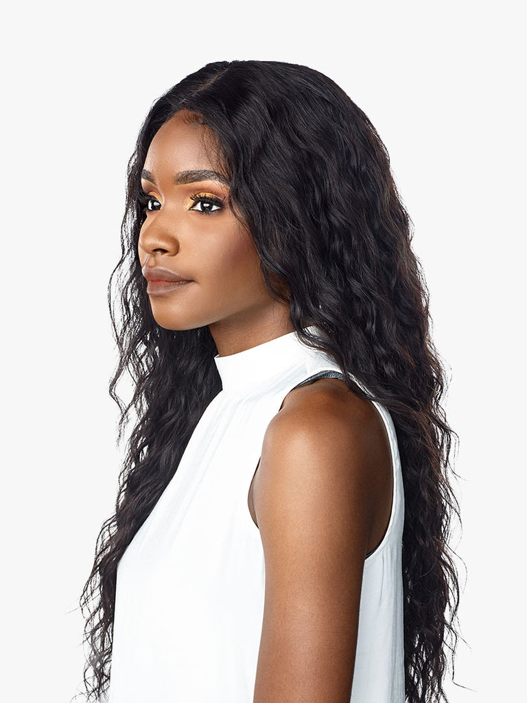 HQ 10A 360 LACE WIG LOOSE WAVE 28""