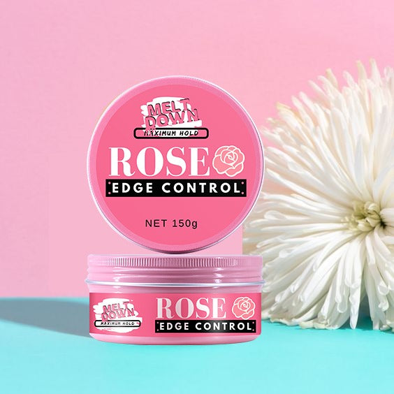 2021 Meltdown Edge Control - Rose Scent - 200g size