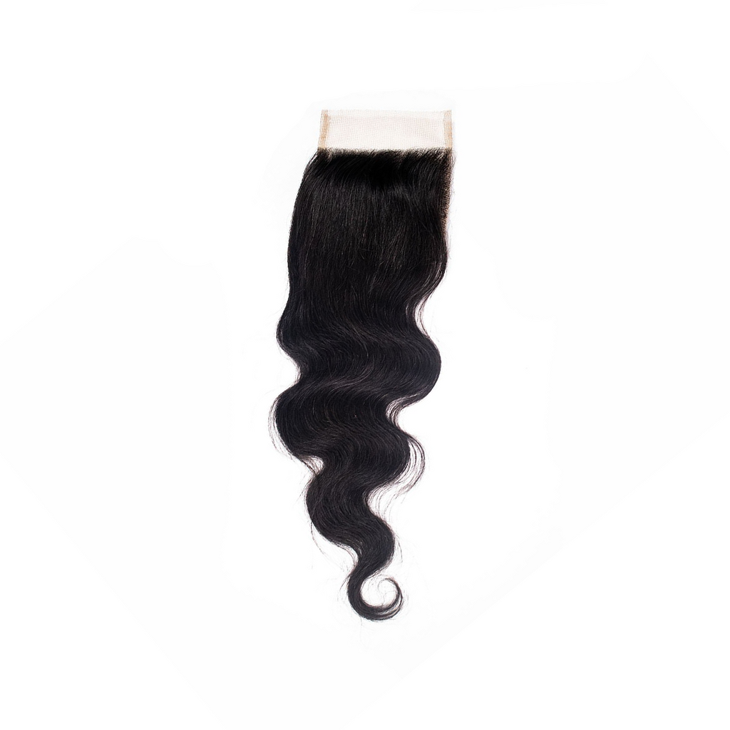 Crown Jewels Brazilian Body Wave 4x4 Lace Closure