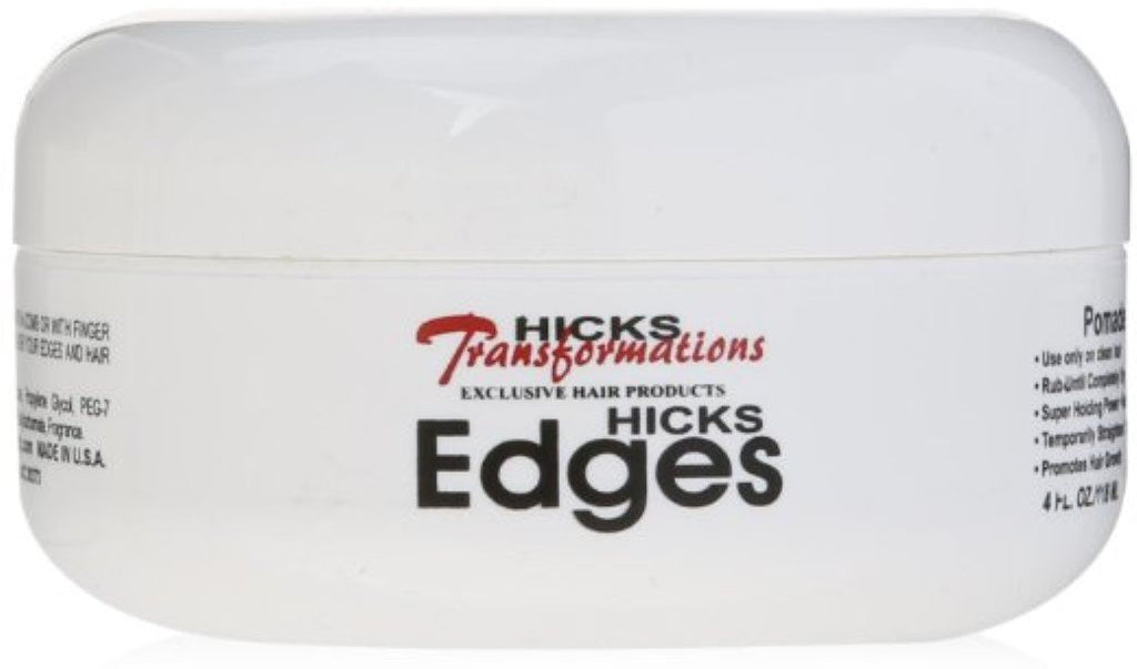 HICKS EDGES - TOTAL TRANSFORMATION EDGE CONTROL