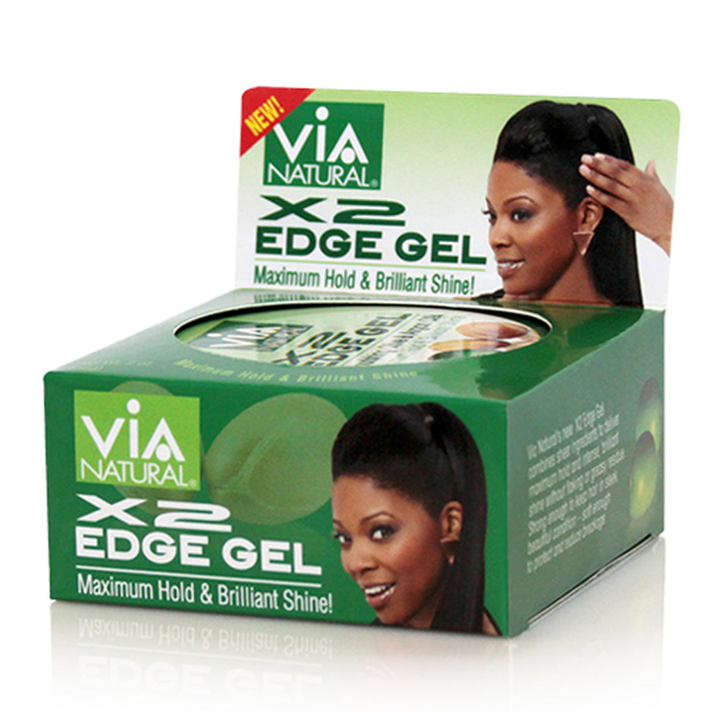 VIA NATURAL - X2 EDGE GEL