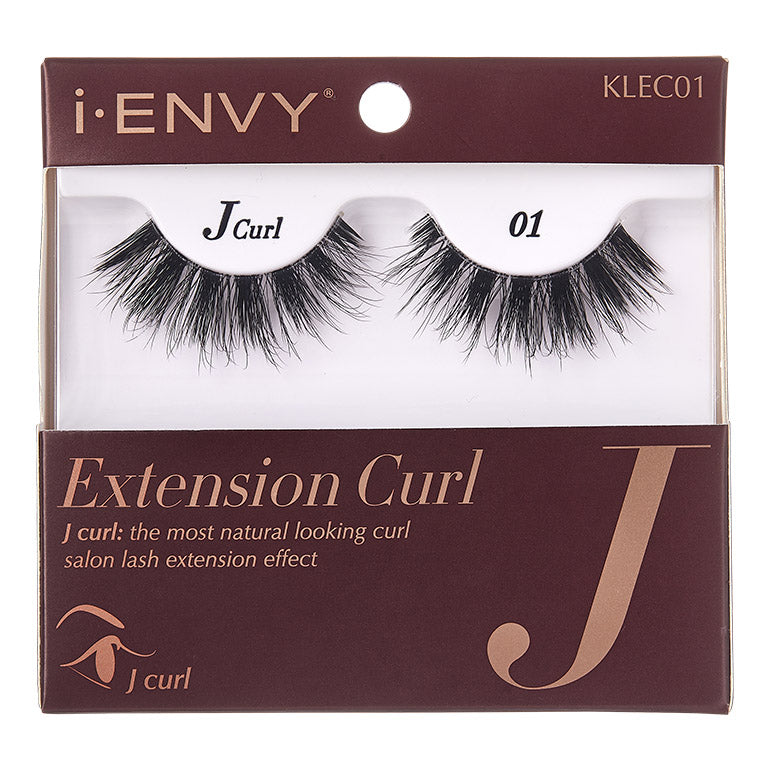 i-ENVY EXTENSION CURL