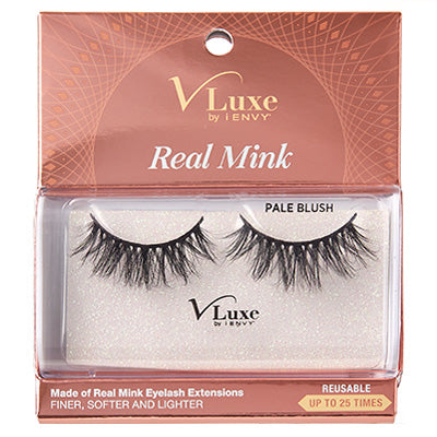 i-ENVY V-Luxe Real Mink Eyelashes [25MM]