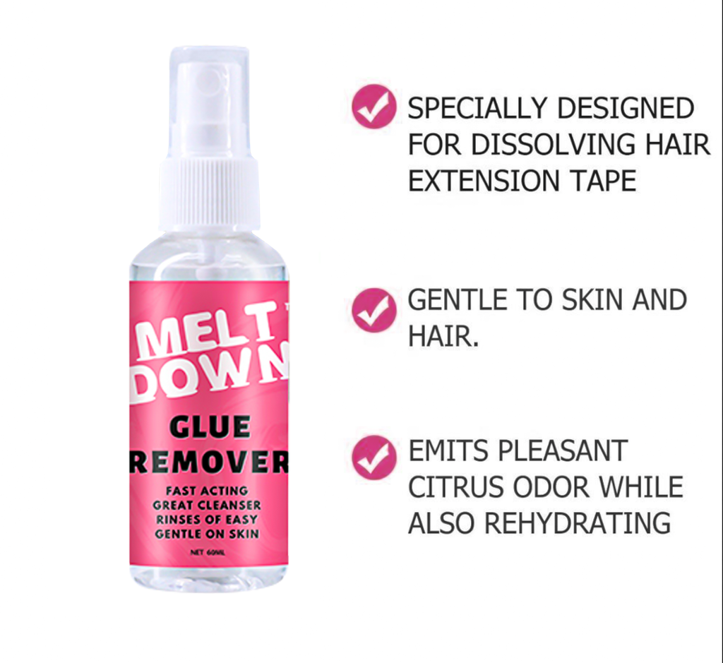 Meltdown Lace Glue Remover