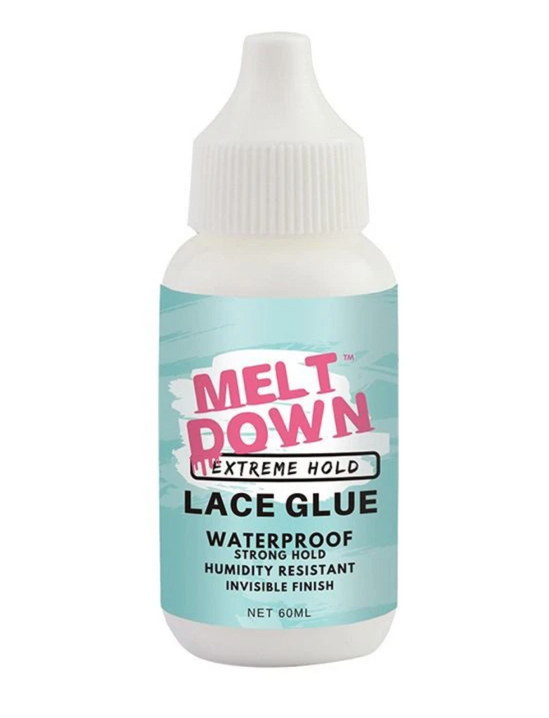 Meltdown Invisible Lace Bond Glue 60ml (Stylist Choice)