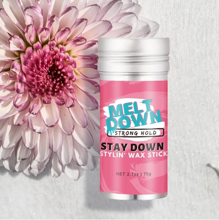 STAY DOWN - STYLING WAX STICK