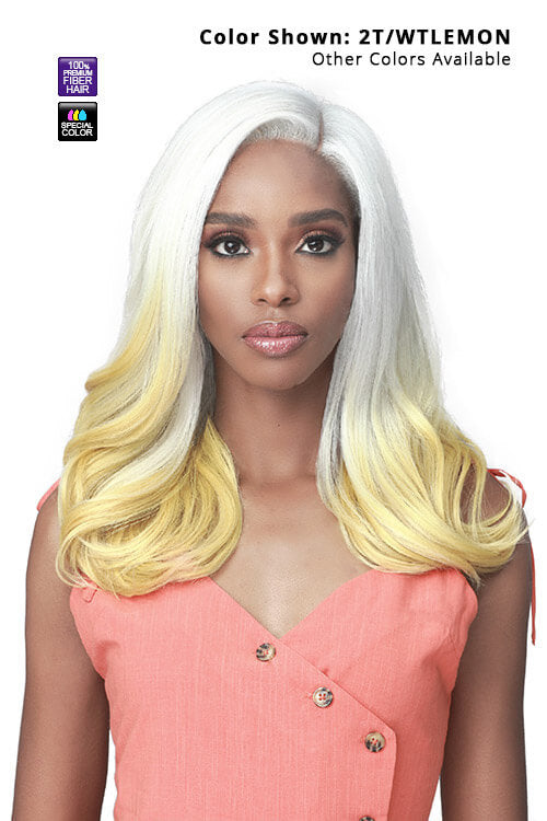 HQ Synthetic 13″x7″ High Definition Glueless Lace Wig