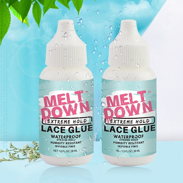 2021 Meltdown Invisible Lace Bond Glue 38ml