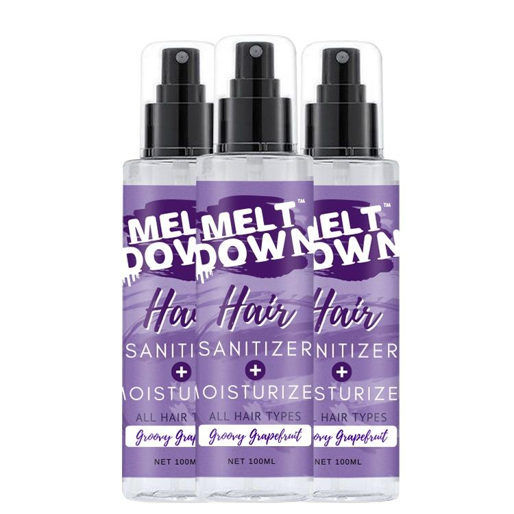 2021 Meltdown Hair Sanitizer